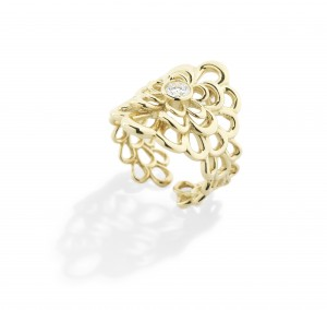 p. hertz gold ring