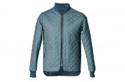 Thermo Jacket – Wool, Blue