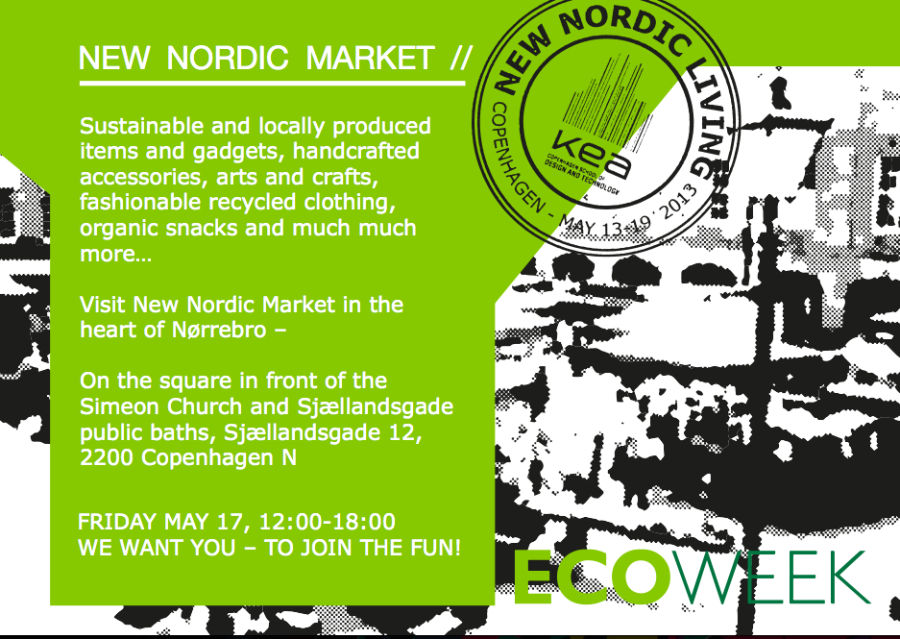 PLACE DE BLEU @ THE NEW NORDIC MARKET