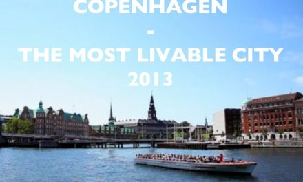 Copenhagen is the Most Livable City 2013