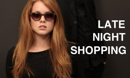 Late Night Shopping in Copenhagen – 6/6-2013