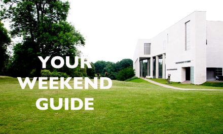 Your weekend guide #1