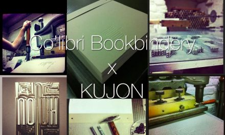 CO'LIBRI BOOKBINDERY X KUJON