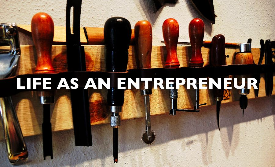 Life as an entrepreneur