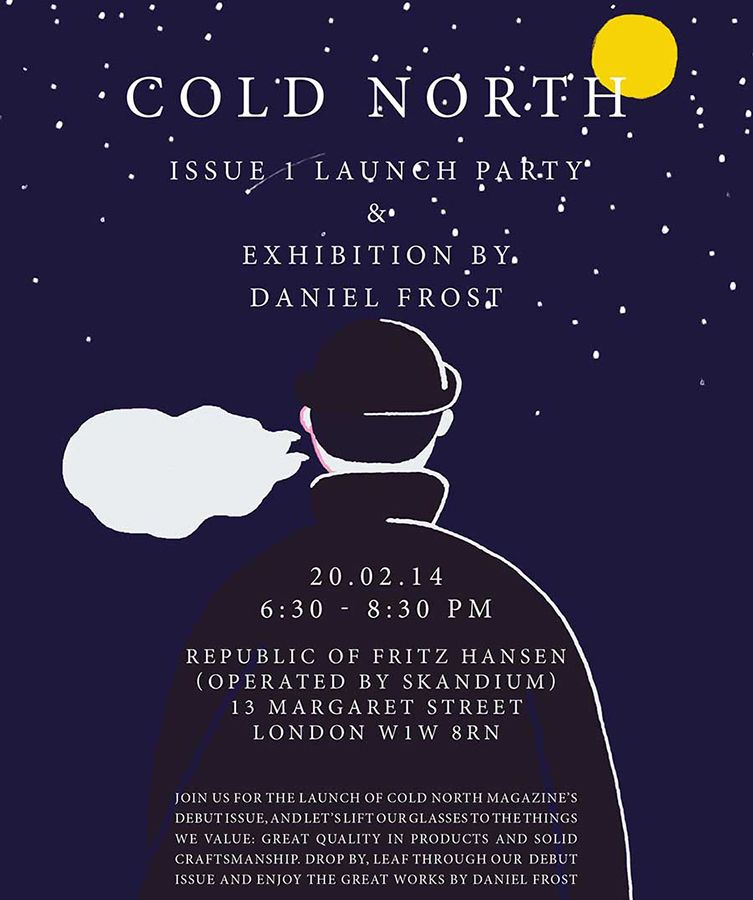 COLD NORTH Issue 1