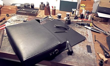 Resistance – New collection from Leather Projects