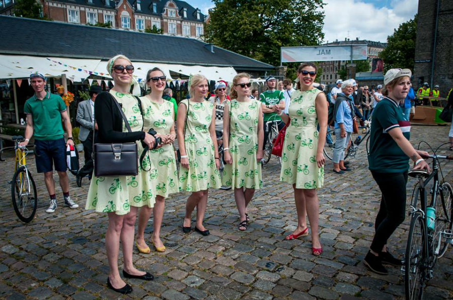 Copenhagen Classico vintage bike race a huge success