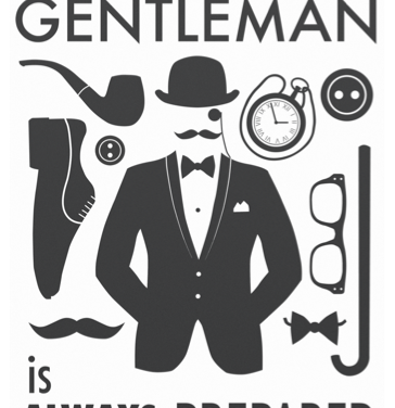 Vi inviterer til Gentlemen's Evening torsdag 18 sep