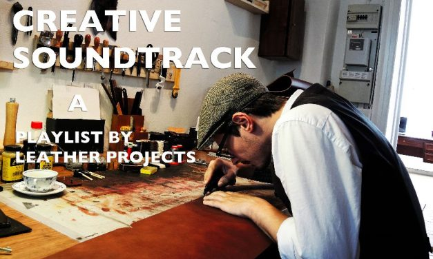 My Creative Soundtrack – Leather Projects