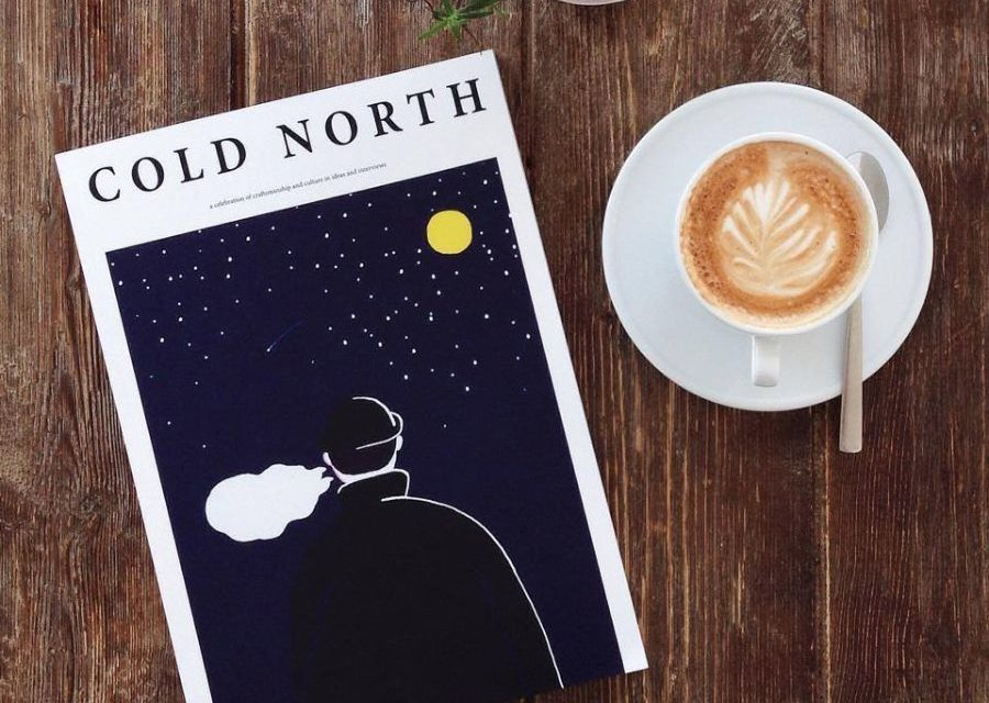 cphmade members featured in COLD NORTH issue 1
