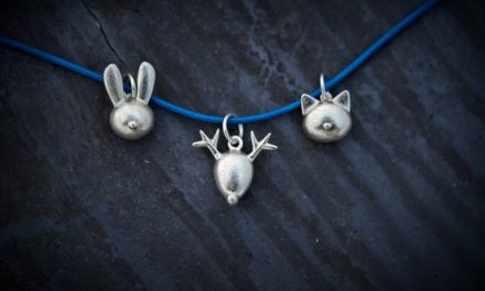 Jewelry for children – by Lone Løvschal