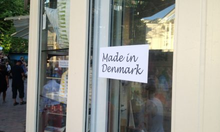 CPHmade has opened a Made in Denmark shop