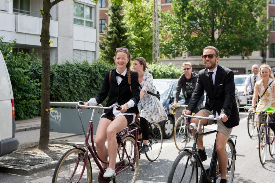 Happiness on wheels – Worlds most healthy city